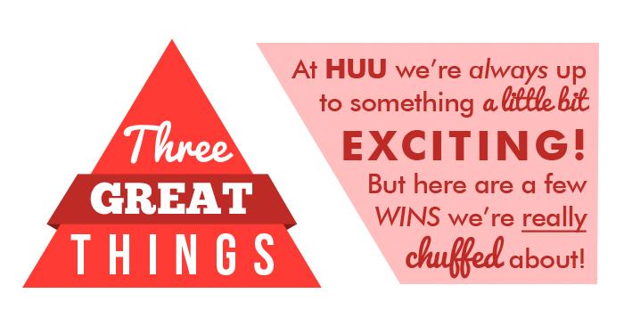 three great things