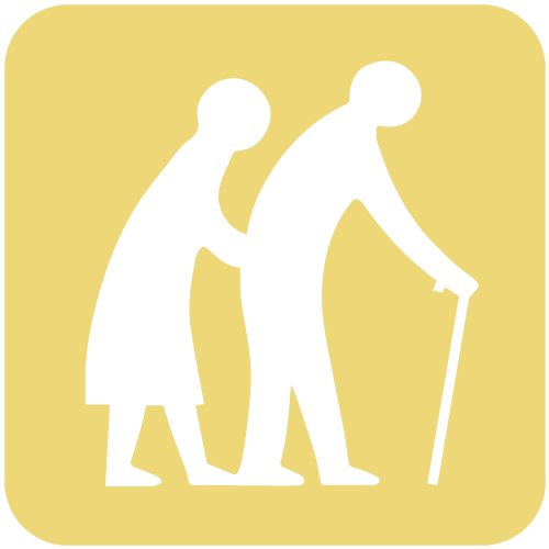 Husso Logo Older People