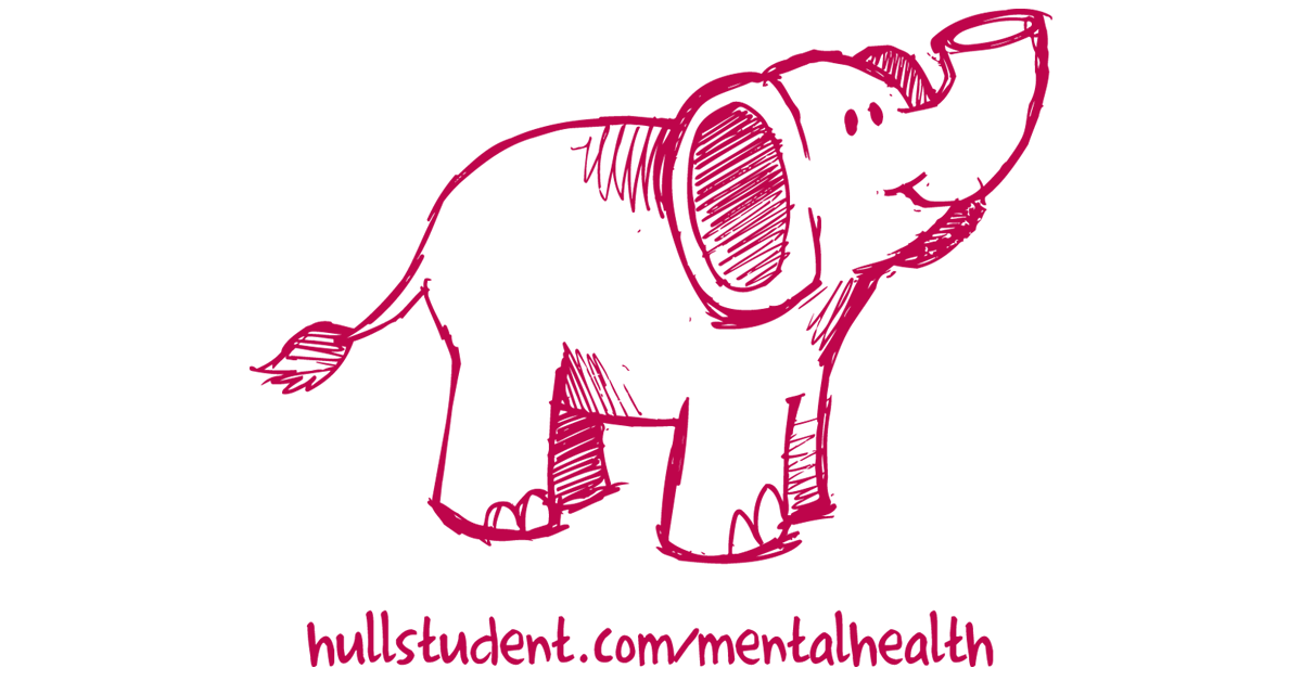 Mental Health Elephant