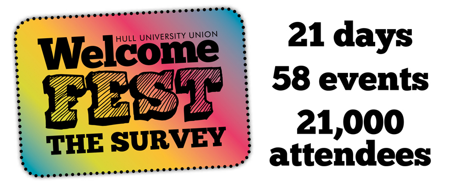 WelcomeFest Survey Header
